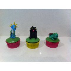Birthday Cake - How To Train A Dragon Cupcakes