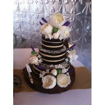 All Occasions Cake - Naked Cake